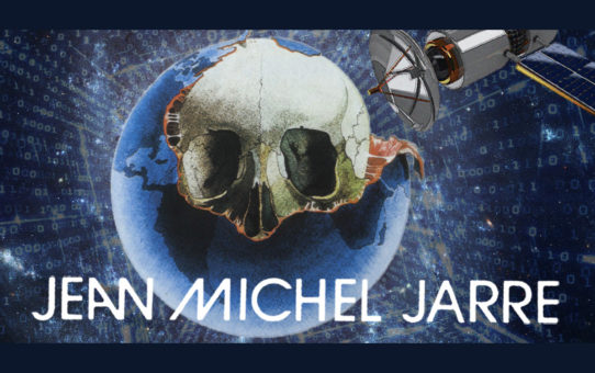 Great Mind Interview: Jean-Michel Jarre