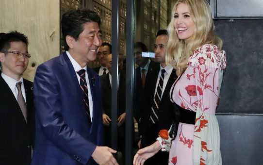 No Amount of Hand-Washing Can Clean Ivanka Trump's Dirty Hands from Deep Corruption